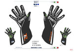 "TER personalized ""Rally Gloves"" - Freem"